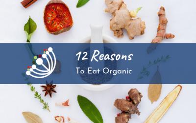 12 Reasons To Eat Organic