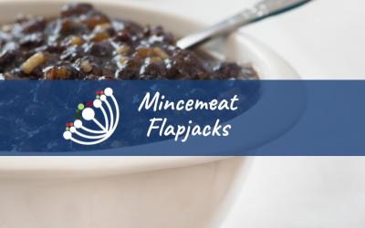 Mincemeat Flapjacks
